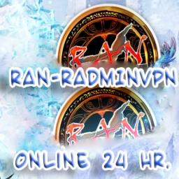 RAN-RADMINVPN สมัครใหม่แจก15000 เวลตัน999รีตัน2000